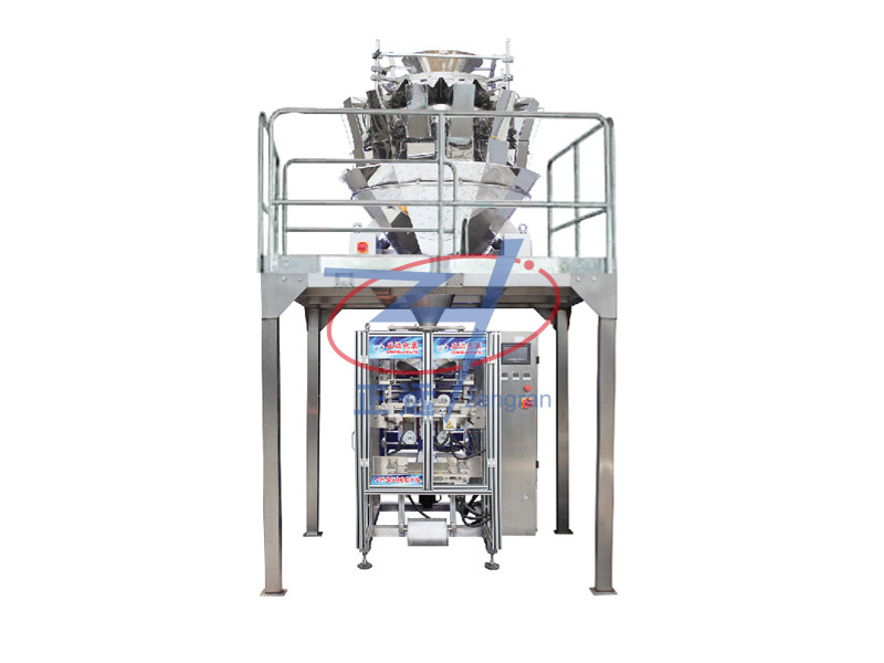 Vertical Form Filling packaging unit