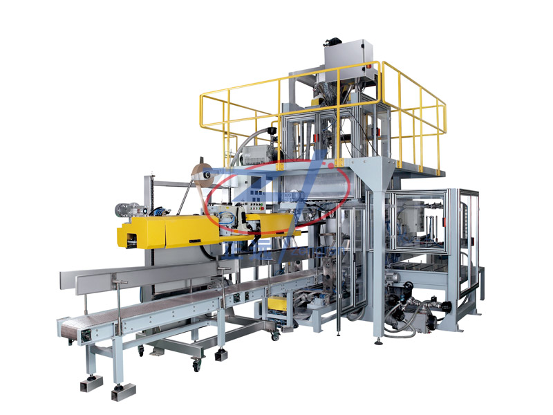 fully-automatic bulk bag packing machine