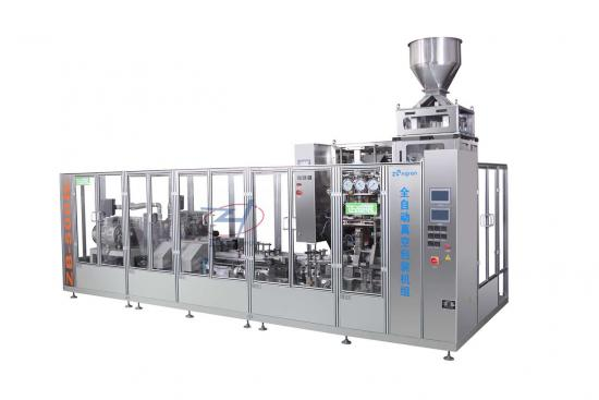 vacuum packaging, fully automatic
