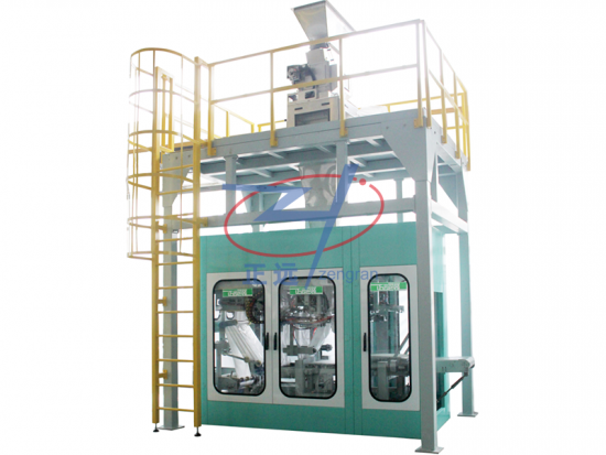 Heavy duty film packing machine factory